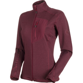 Mammut Aconcagua Light Jas Dames rood